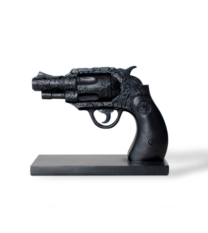Gun Bookend