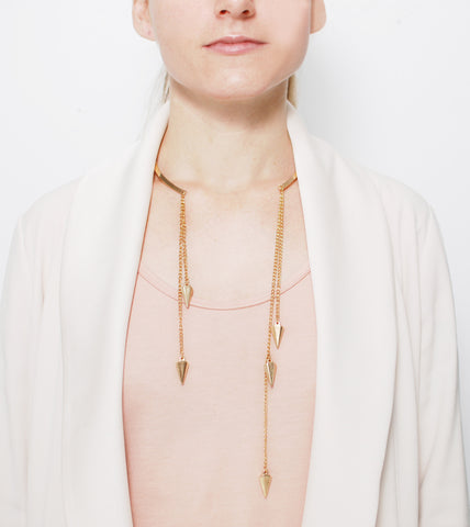 falling-arrows-fashion-statement-necklace