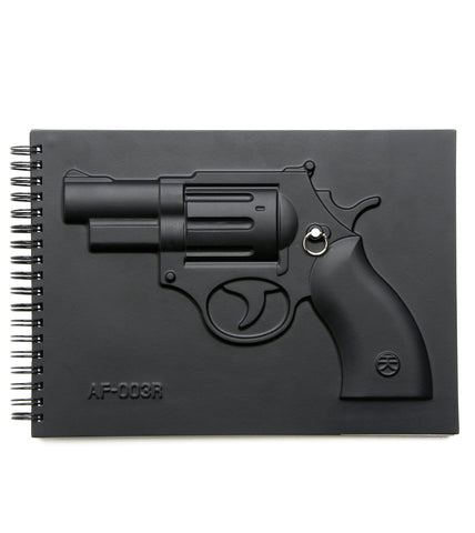 Armed Notebook - Revolver