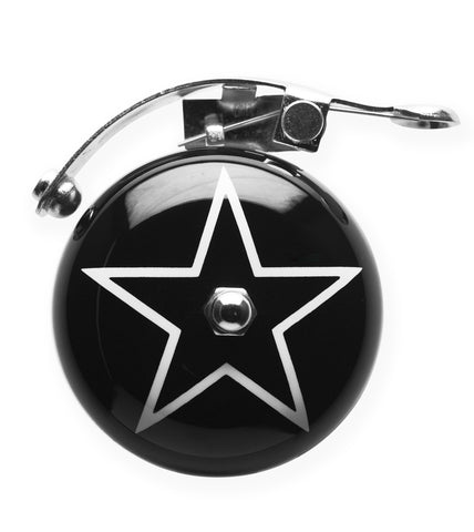 Black Star Bike Bell Bike Accessories