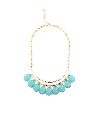 gem-teardrops-fashion-statement-necklace-teal
