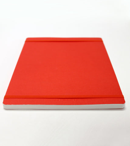 iPad Notebook - Red