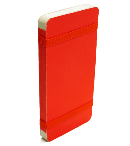 iPhone Notebook - Red