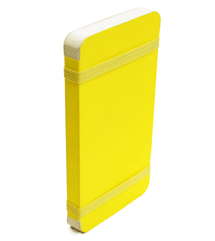 iPhone Notebook - Yellow