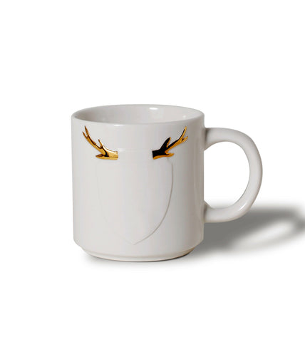 Antler Crest Cool Coffee Mugs