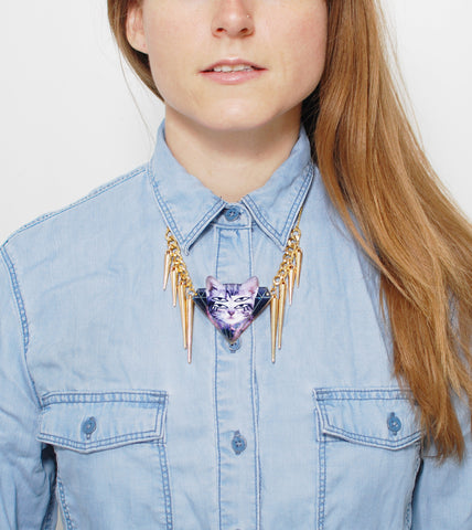 psychadelic-cat-fashion-statement-necklace