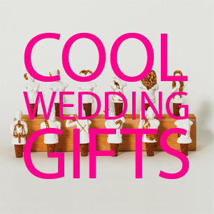 cool wedding gifts