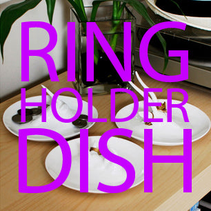 ring holder dish