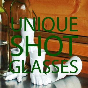 unique shot glasses