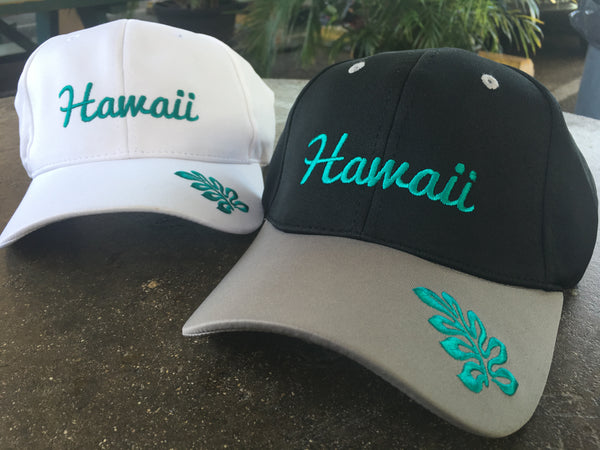 Hawaii Monstera Cap
