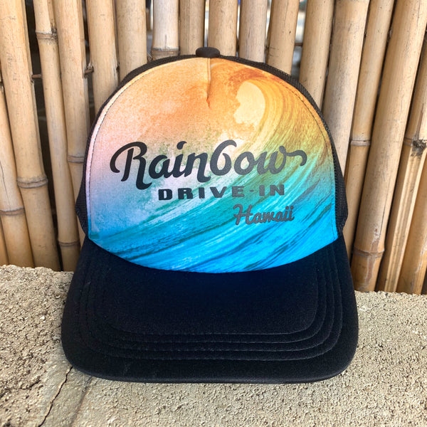 Wave Trucker Hat