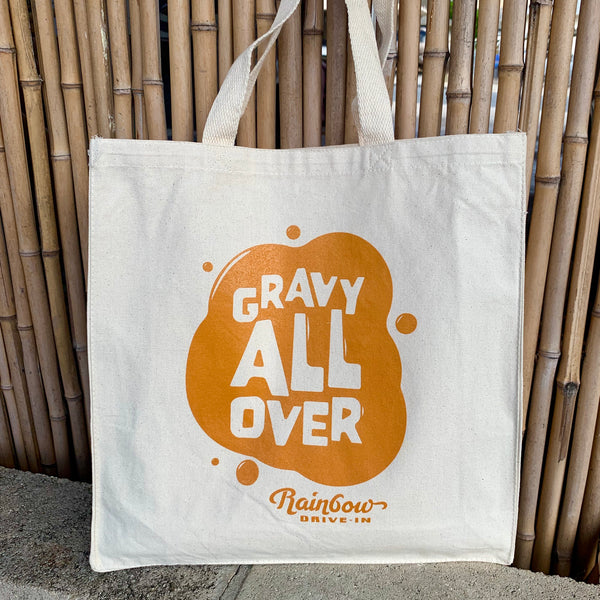 Gravy All Over Tote