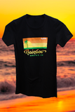 Sunset Womens T-Shirt
