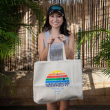 Canvas Beach Tote Bag