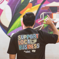 in4mation x RDI Support Local Business T-Shirt