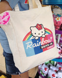 Hello Kitty Canvas Tote