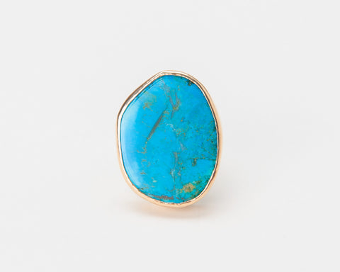 Indian Turquoise Ring