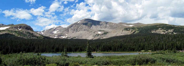 Road Ride: Tin Shed to Brainard Lake and Back