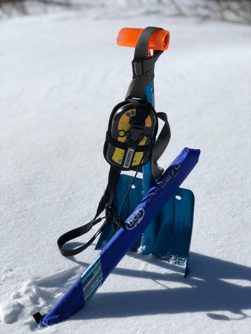 Tin Shed Avalanche Safety Kit Rental