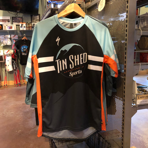 Tin Shed Sports Short Sleeve Mtb Jersey
