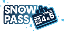Load image into Gallery viewer, Returning 2019/20  Grade 5 Extension Pass
