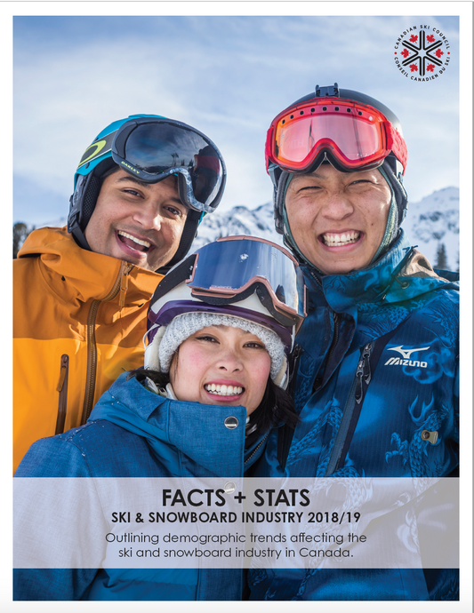 Canadian Ski Industry Facts and Stats - 2018/19 English Version