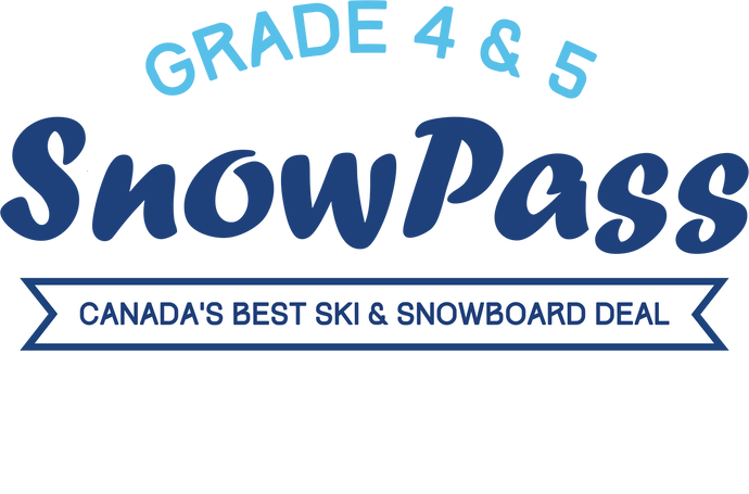 Replacement Card - 2018/19 Grade 4 & 5 SnowPass
