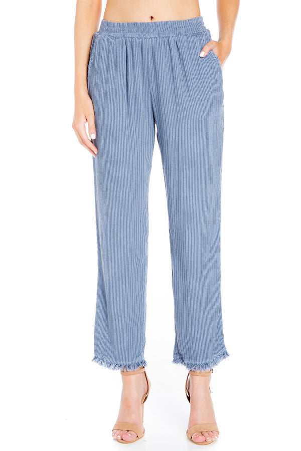 Frayed Vacation Pants