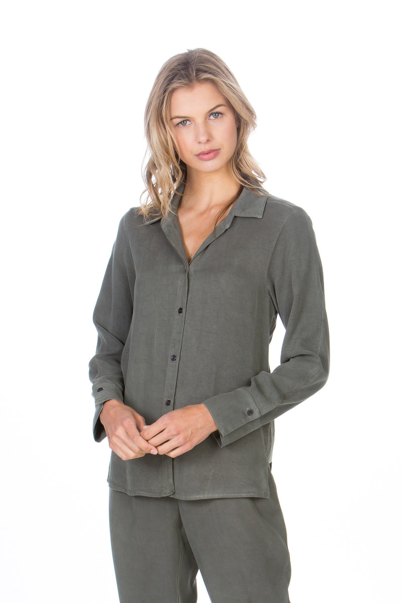 Button Down Long Sleeve Shirt