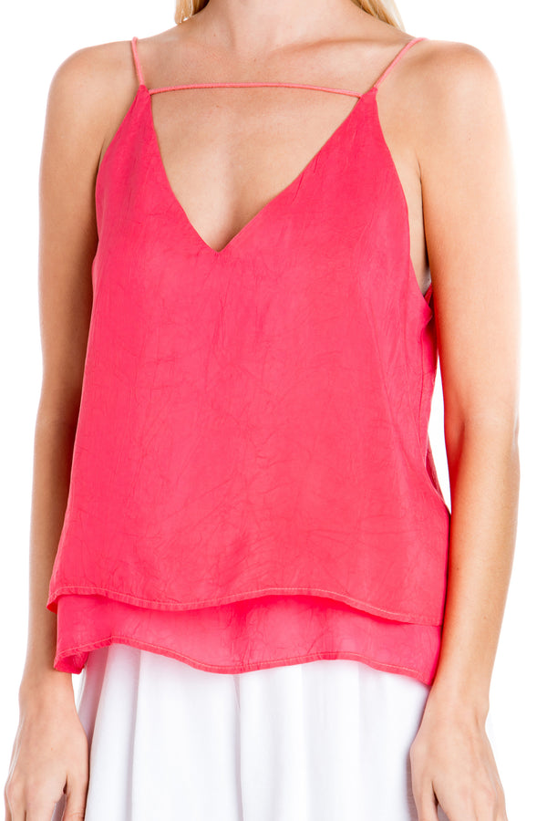 Double Layer Cami Top