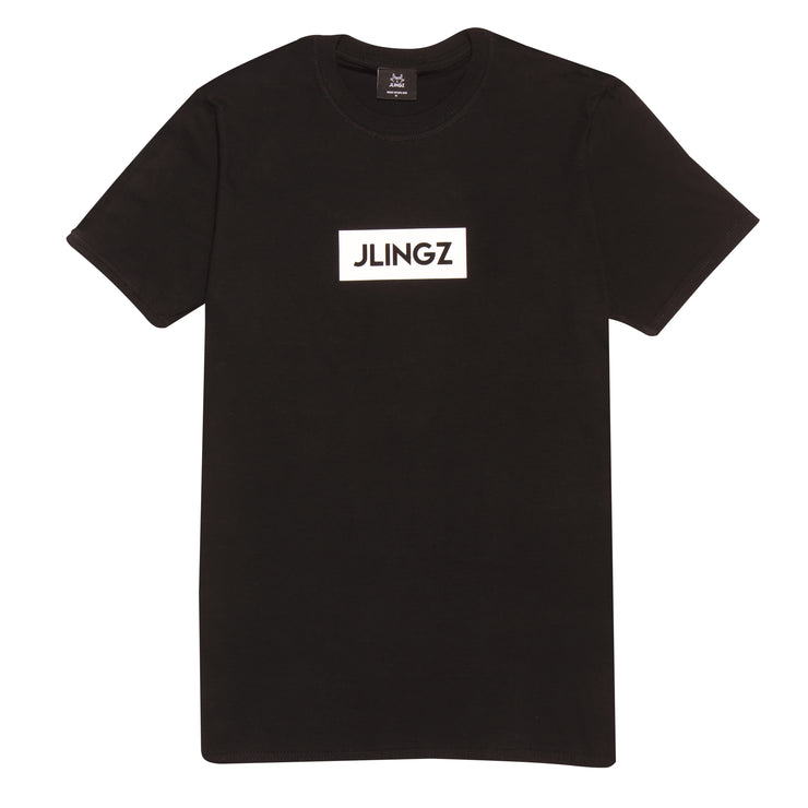 JLINGZ Physicality T-Shirt | Black