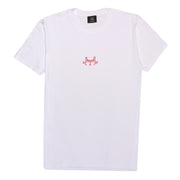 Kids Team JLINGZ T-Shirt | White & Red