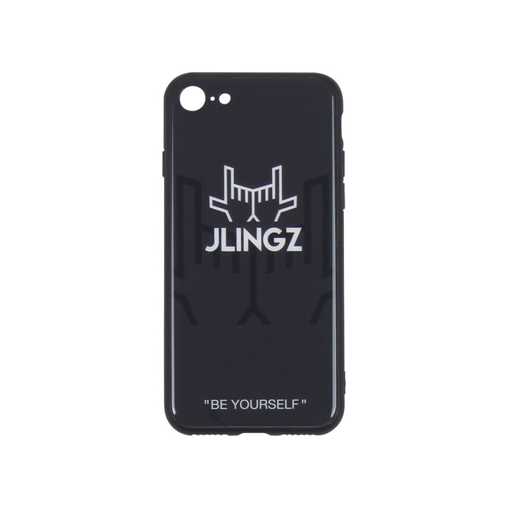 JLINGZ Be Yourself Phone Case