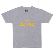 Kids Shoot T-shirt | Grey