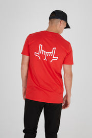 JLINGZ Physicality T-Shirt | Red