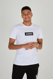 JLINGZ Physicality T-Shirt | White