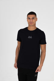 Chevron Black T-Shirt