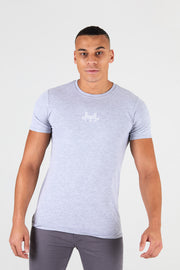 Outline Grey T-shirt Unisex