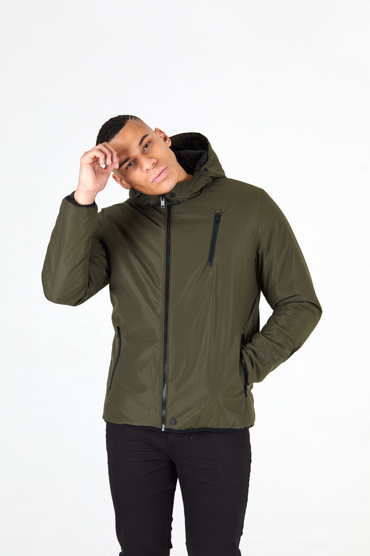 Mens Khaki Jacket