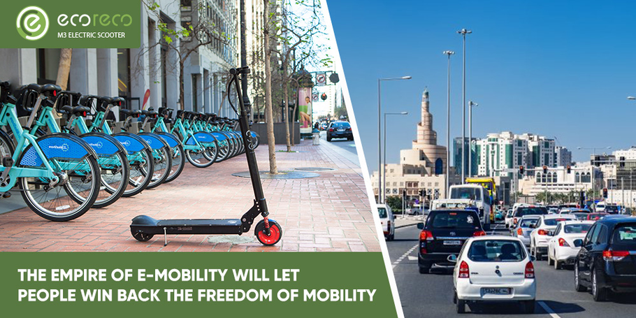 How micromobility can transform your town and urban centre