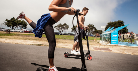 5 SURPRISING WAYS SCOOTING CAN BOOST HEALTH & FITNESS