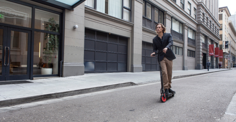 Why Scooters Beat Other Modes of Transportation