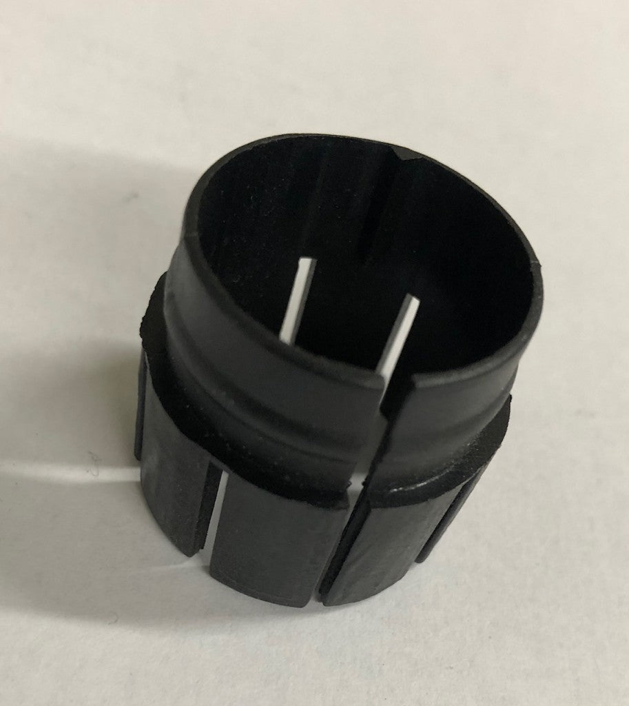 Locking Shim for Vertical Stem Lid