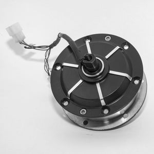 "High Torque Motor with Rear Tire for M and S Series (6"", Version 2 Rear Wheel)"