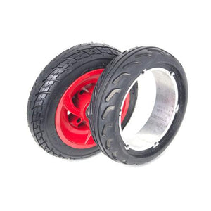 "Air Wheel Set (6"") for M/S Series (Rear Tire for Ver. 1&2 Motor Only)"