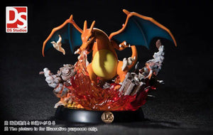 (Backorder) DS Studio Charizard