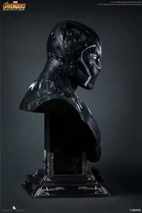 (Preorder) Queen Studios Black Panther Bust 1:1 @ $1060 for bank payment