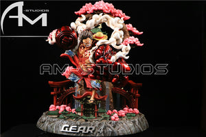 (Preorder) AM Studios Luffy Gear 4