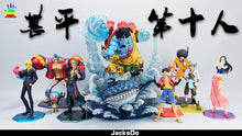 Load image into Gallery viewer, (Backorder) Jacksdo Jinbe + Damage Luffy ver @$880 bank payment