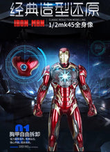 Load image into Gallery viewer, (Preorder) CM Studio Ironman MK45 1/2